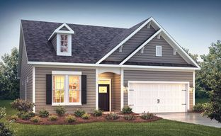 The Farm at Ingleside - Freedom Homes by D.R. Horton in Hickory North Carolina