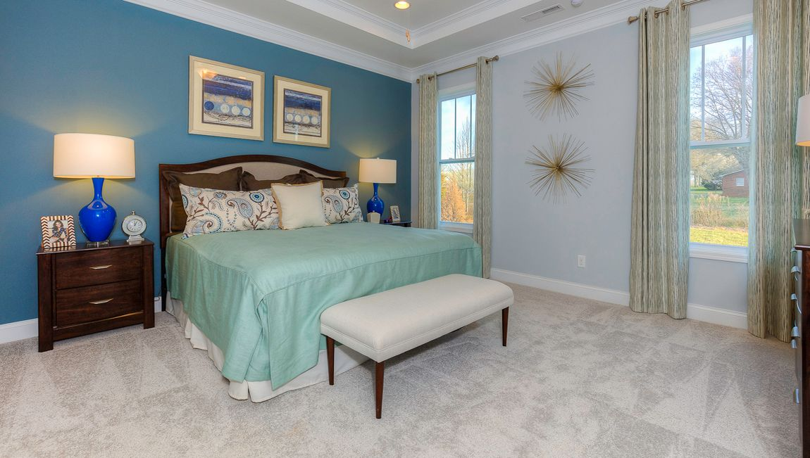 Bedroom featured in the Azalea By D.R. Horton in Hickory, NC