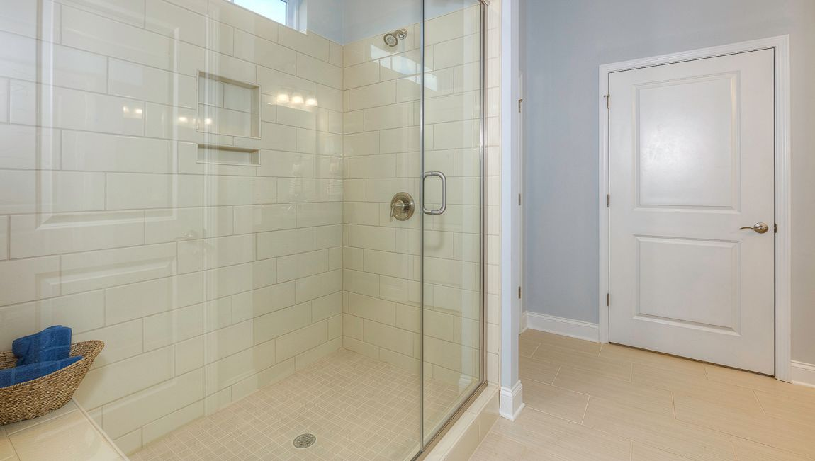 Bathroom featured in the Azalea By D.R. Horton in Hickory, NC