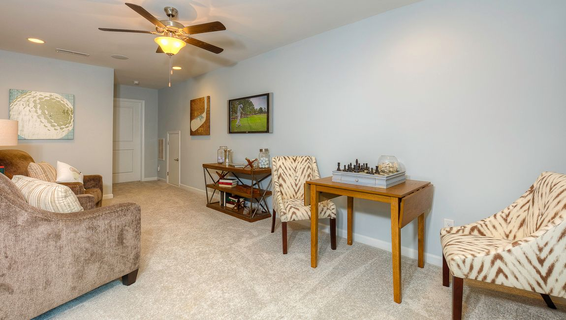 Living Area featured in the Azalea By D.R. Horton in Hickory, NC