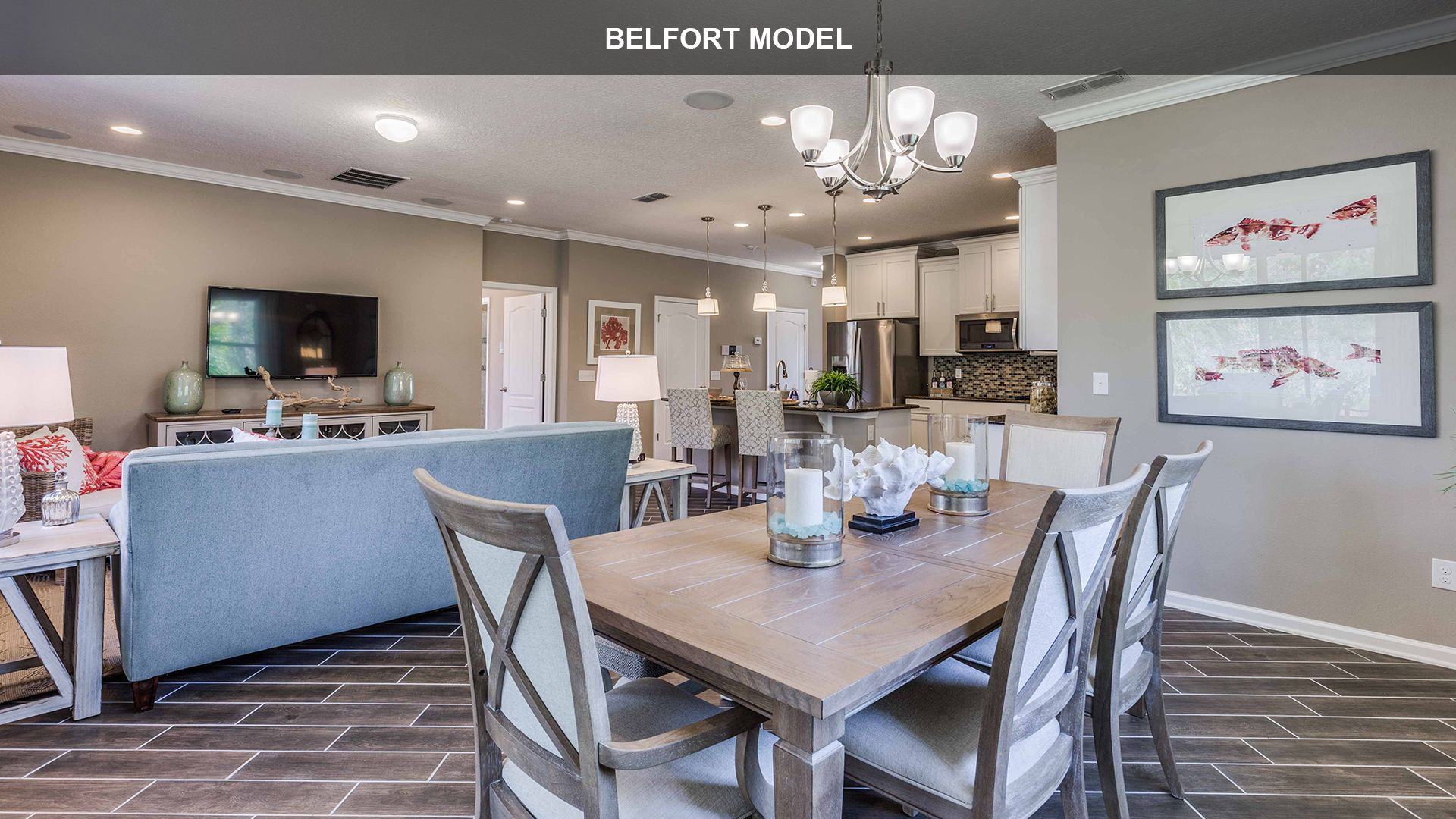 Living Area featured in the BELFORT By D.R. Horton in Jacksonville-St. Augustine, FL