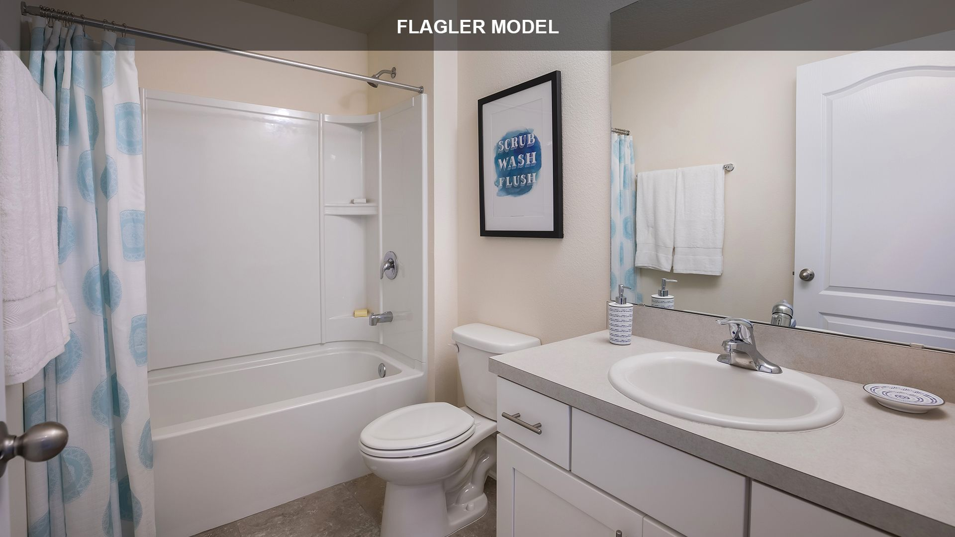 Bathroom featured in the Flagler By D.R. Horton in Jacksonville-St. Augustine, FL