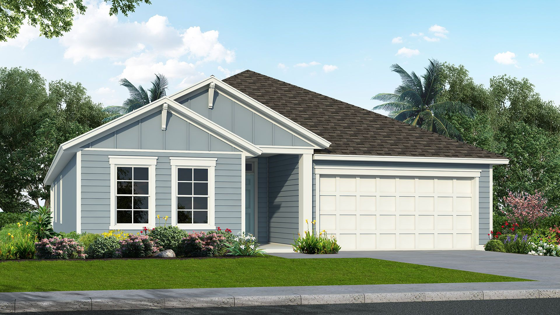 Exterior featured in the BOCA By D.R. Horton in Jacksonville-St. Augustine, FL