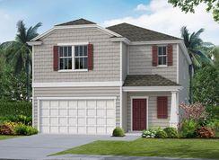 SUNNYDALE - Winchester Ridge: Jacksonville, Florida - D.R. Horton