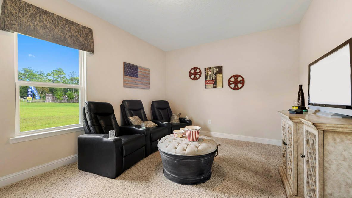 Living Area featured in The McKenzie By D.R. Horton in Mobile, AL