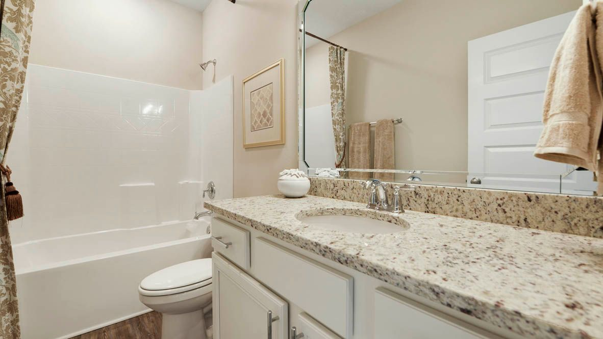 Bathroom featured in The McKenzie By D.R. Horton in Mobile, AL