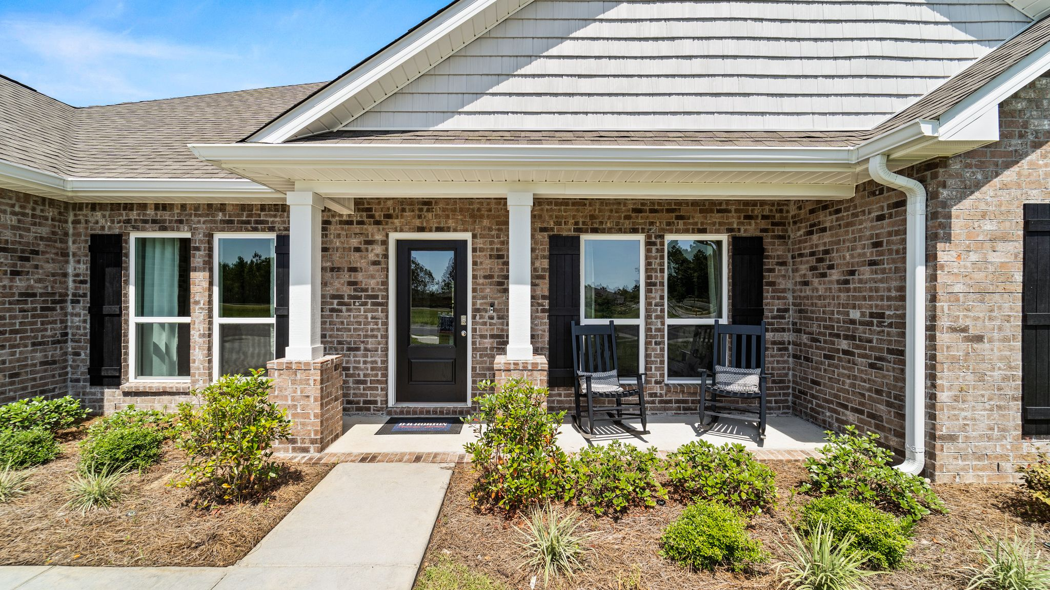 Exterior featured in The Kingston By D.R. Horton in Mobile, AL