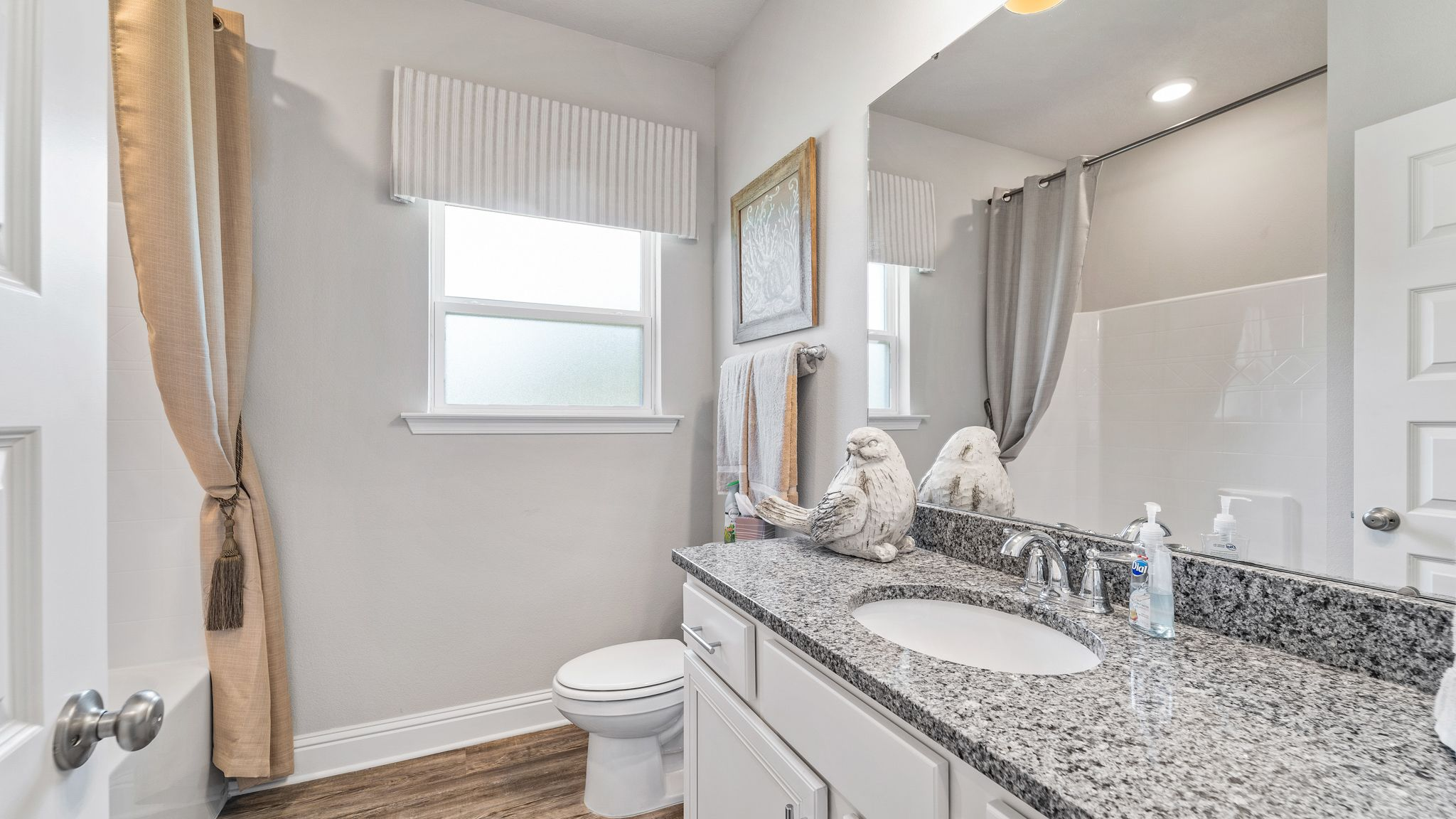 Bathroom featured in The Kingston By D.R. Horton in Mobile, AL