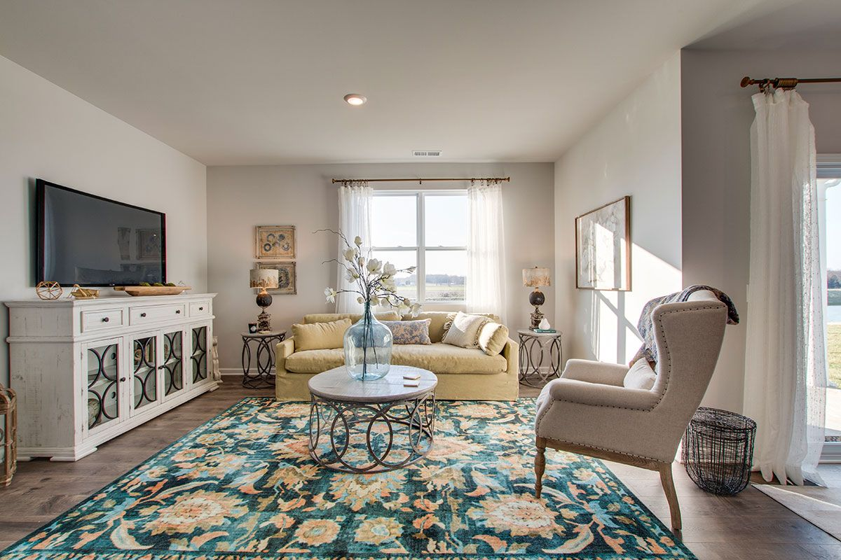 Living Area featured in the CALI By D.R. Horton in Nashville, TN