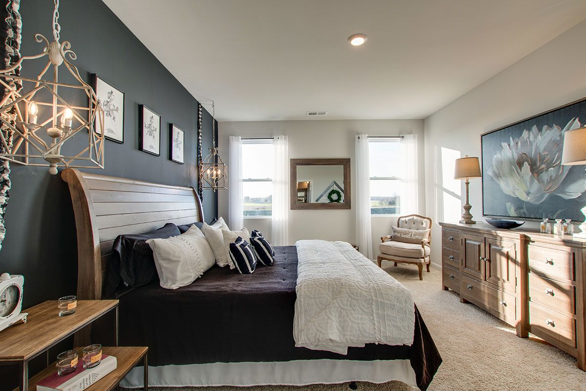 Bedroom featured in the SALEM By D.R. Horton in Nashville, TN