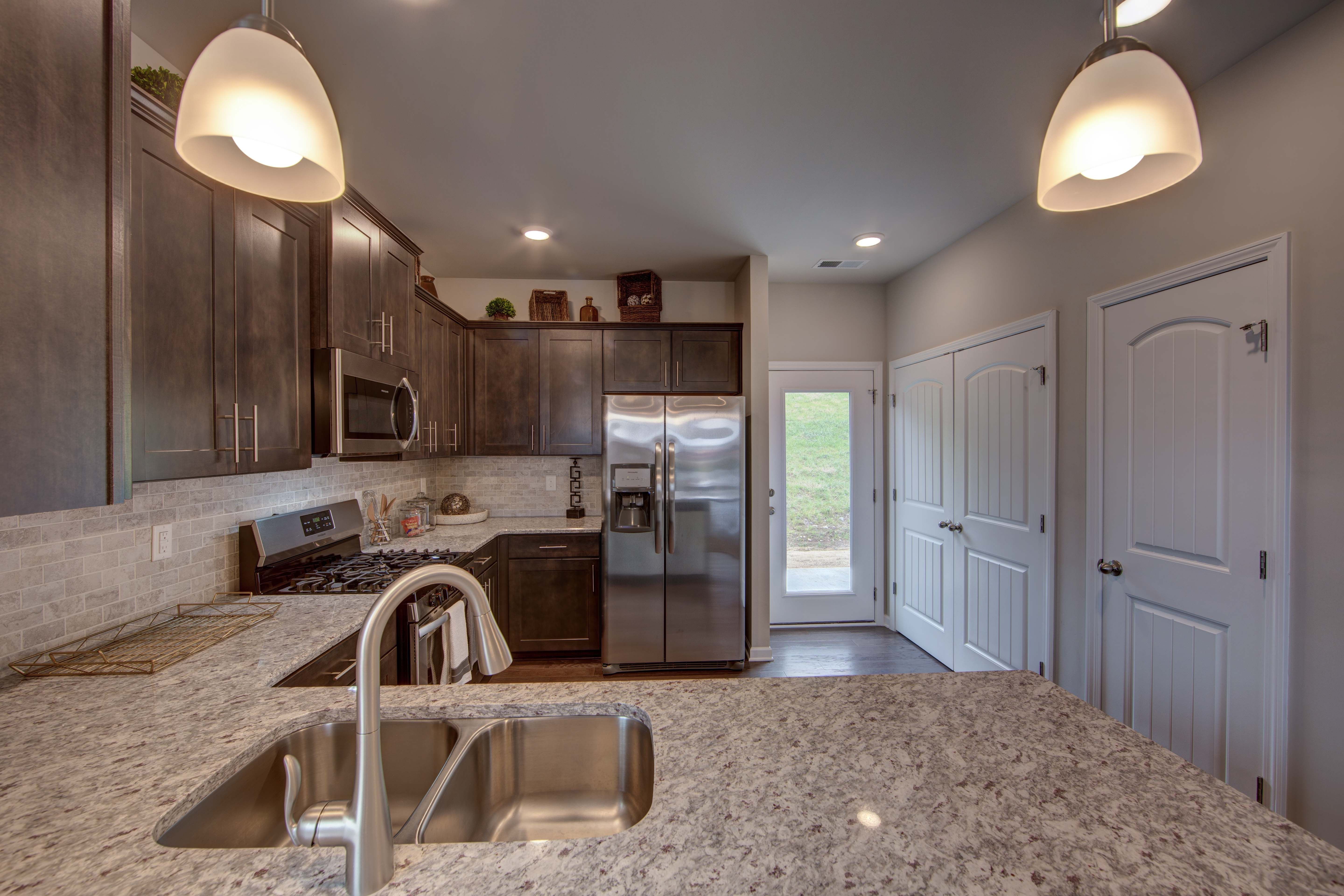 Kitchen featured in the Owens II By D.R. Horton in Nashville, TN
