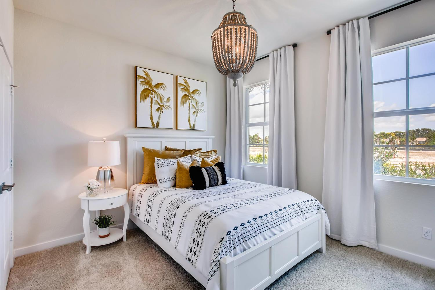Bedroom featured in the Delray By D.R. Horton in Martin-St. Lucie-Okeechobee Counties, FL