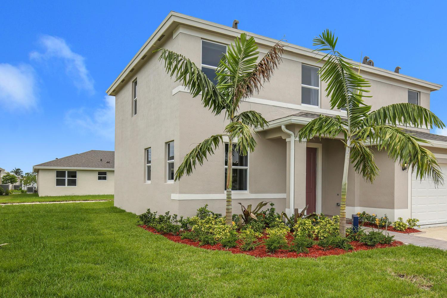 Exterior featured in the Forester By D.R. Horton in Miami-Dade County, FL
