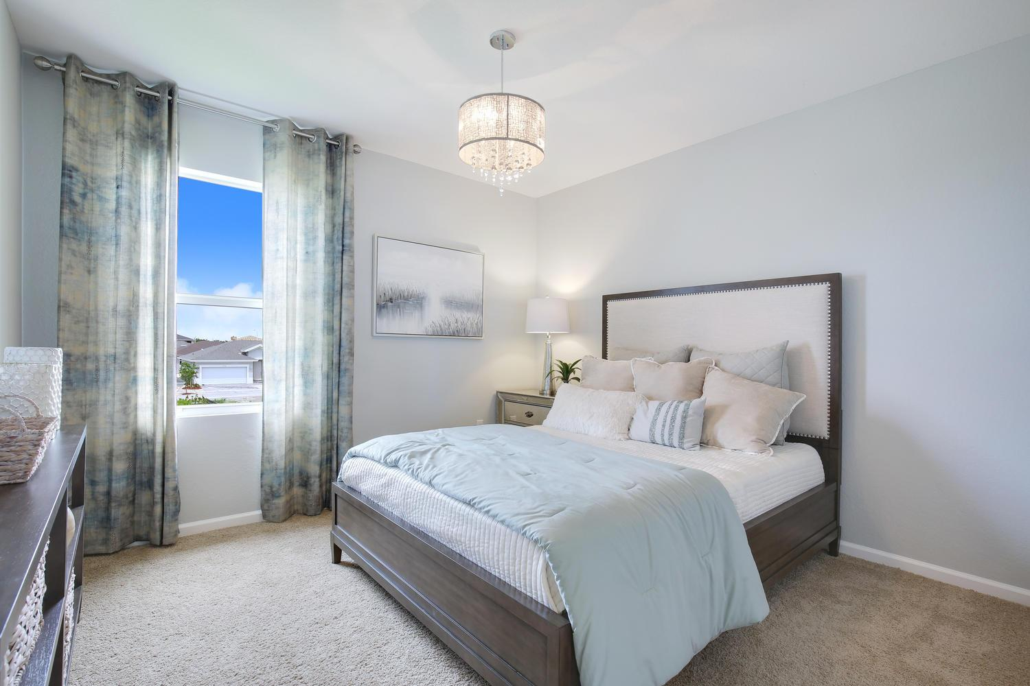 Bedroom featured in the Forester By D.R. Horton in Miami-Dade County, FL