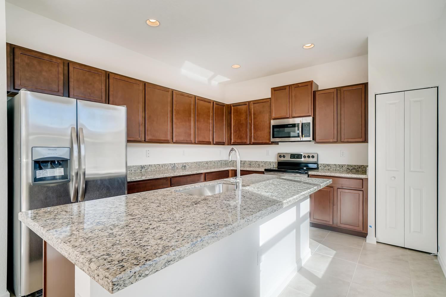 Kitchen featured in the Coral II By D.R. Horton in Miami-Dade County, FL