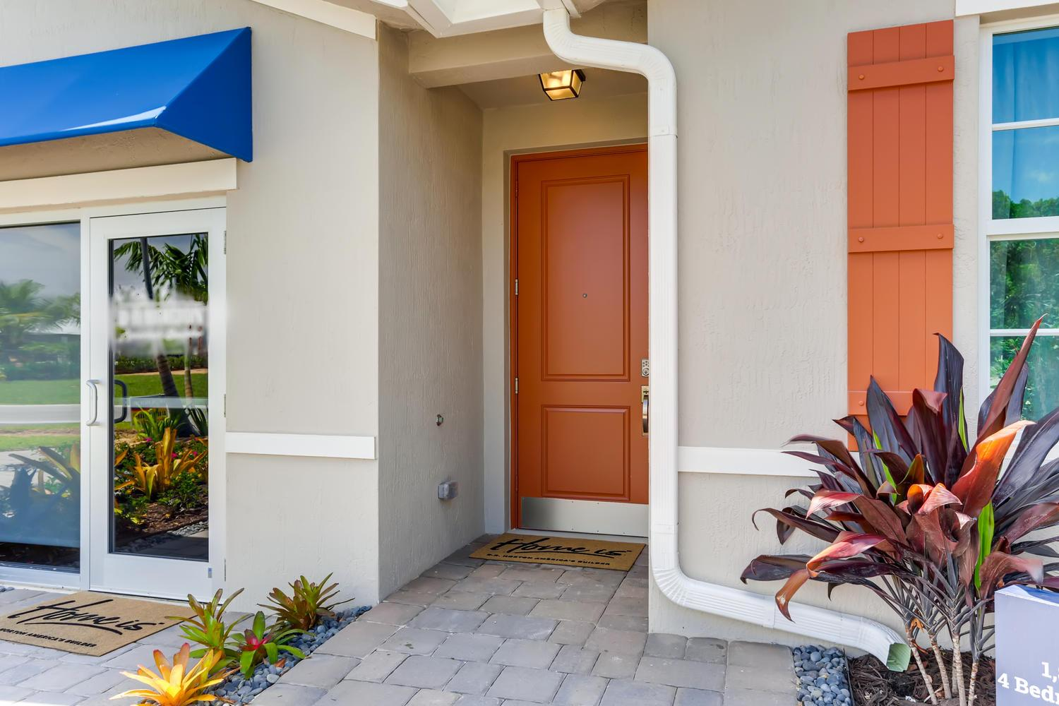 Exterior featured in the Cali By D.R. Horton in Martin-St. Lucie-Okeechobee Counties, FL