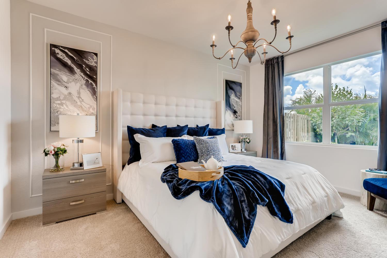 Bedroom featured in the Cali By D.R. Horton in Martin-St. Lucie-Okeechobee Counties, FL