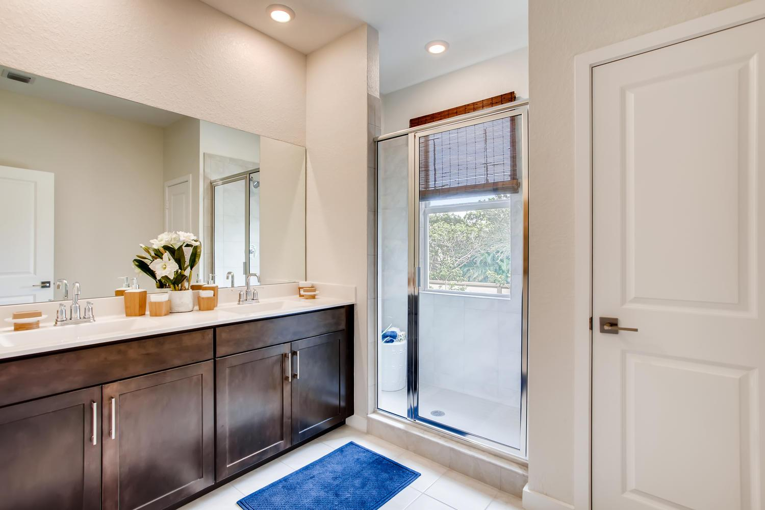 Bathroom featured in the Bradenton By D.R. Horton in Palm Beach County, FL