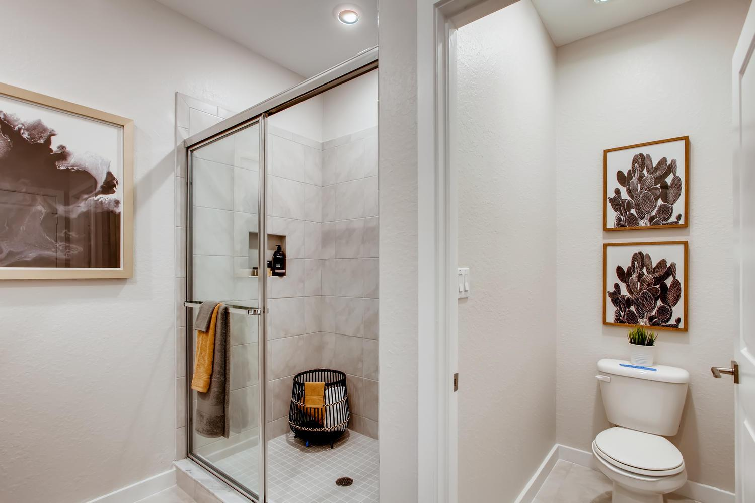 Bathroom featured in the Callaway By D.R. Horton in Palm Beach County, FL