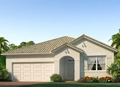 Aria - Express Homes - Brightwater: North Fort Myers, Florida - D.R. Horton