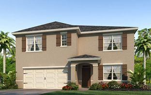 Hayden - Express Homes - Brightwater: North Fort Myers, Florida - D.R. Horton