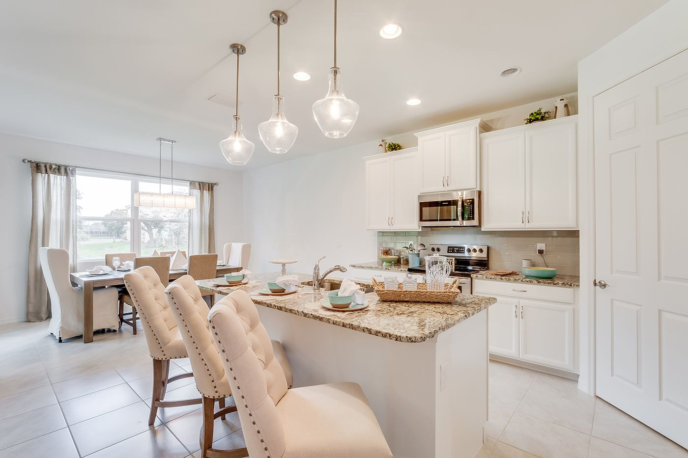 Kitchen featured in the Kellen By D.R. Horton in Punta Gorda, FL