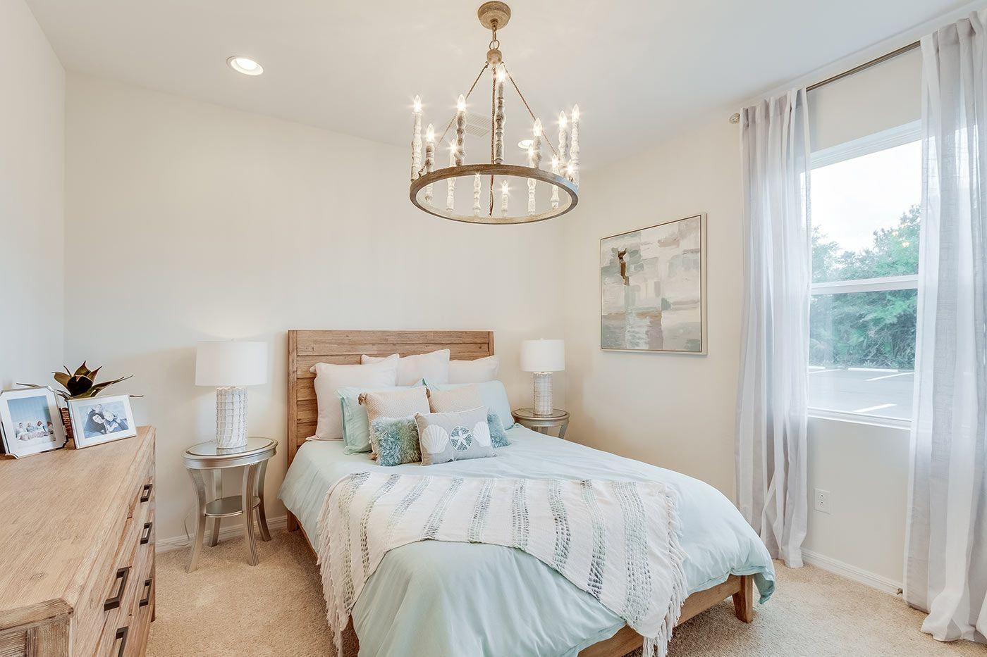 Bedroom featured in the Kellen By D.R. Horton in Punta Gorda, FL