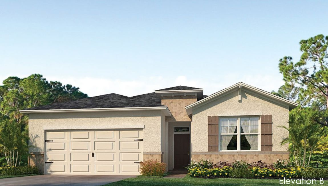 Exterior featured in the D.R. Horton - Delray By D.R. Horton in Fort Myers, FL