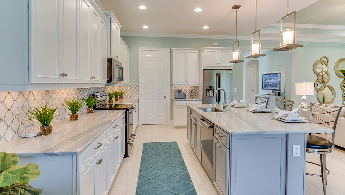 Kitchen featured in the D.R. Horton - Wheaton By D.R. Horton in Fort Myers, FL
