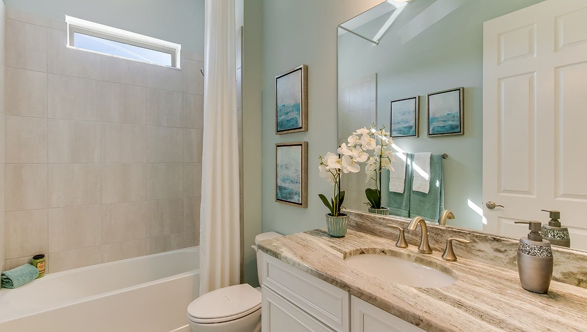 Bathroom featured in the D.R. Horton - Wheaton By D.R. Horton in Fort Myers, FL