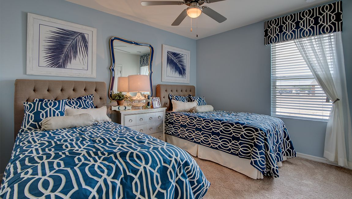 Bedroom featured in the Express Homes - Eastham By D.R. Horton in Fort Myers, FL