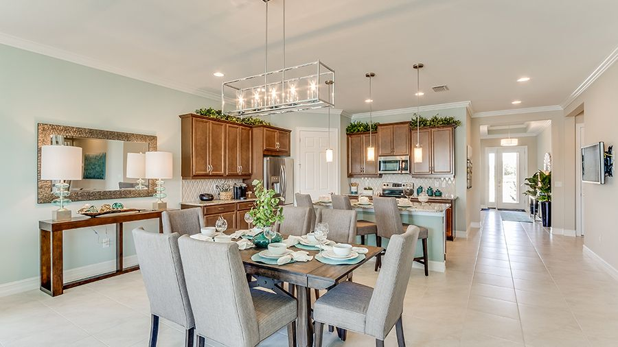 Kitchen featured in the Abbey By D.R. Horton in Fort Myers, FL