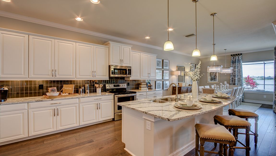 Kitchen featured in the Wheaton By D.R. Horton in Fort Myers, FL