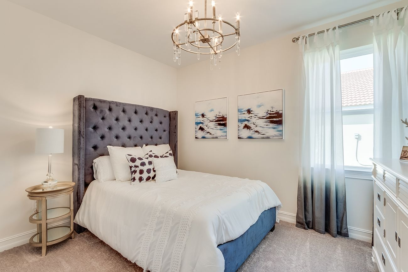 Bedroom featured in the Destin By D.R. Horton in Fort Myers, FL