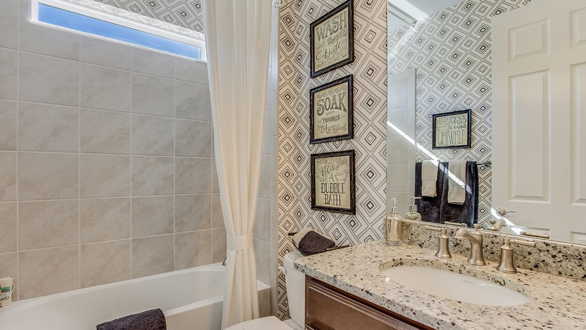 Bathroom featured in the Ashbury By D.R. Horton in Naples, FL