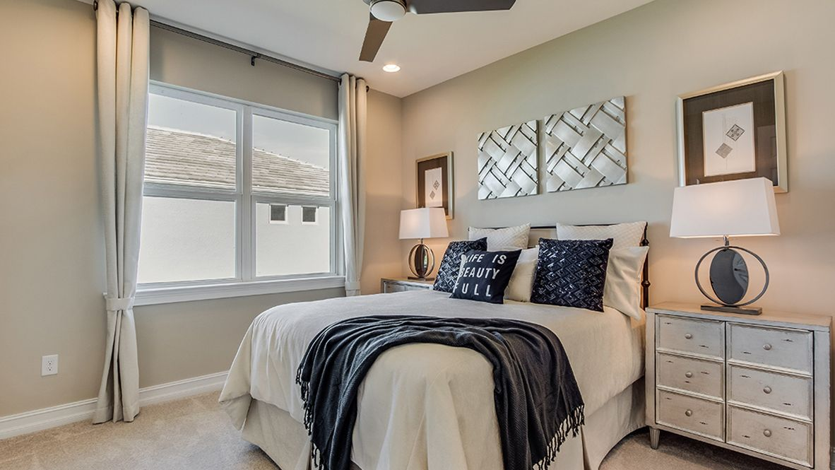 Bedroom featured in the Ashbury By D.R. Horton in Naples, FL