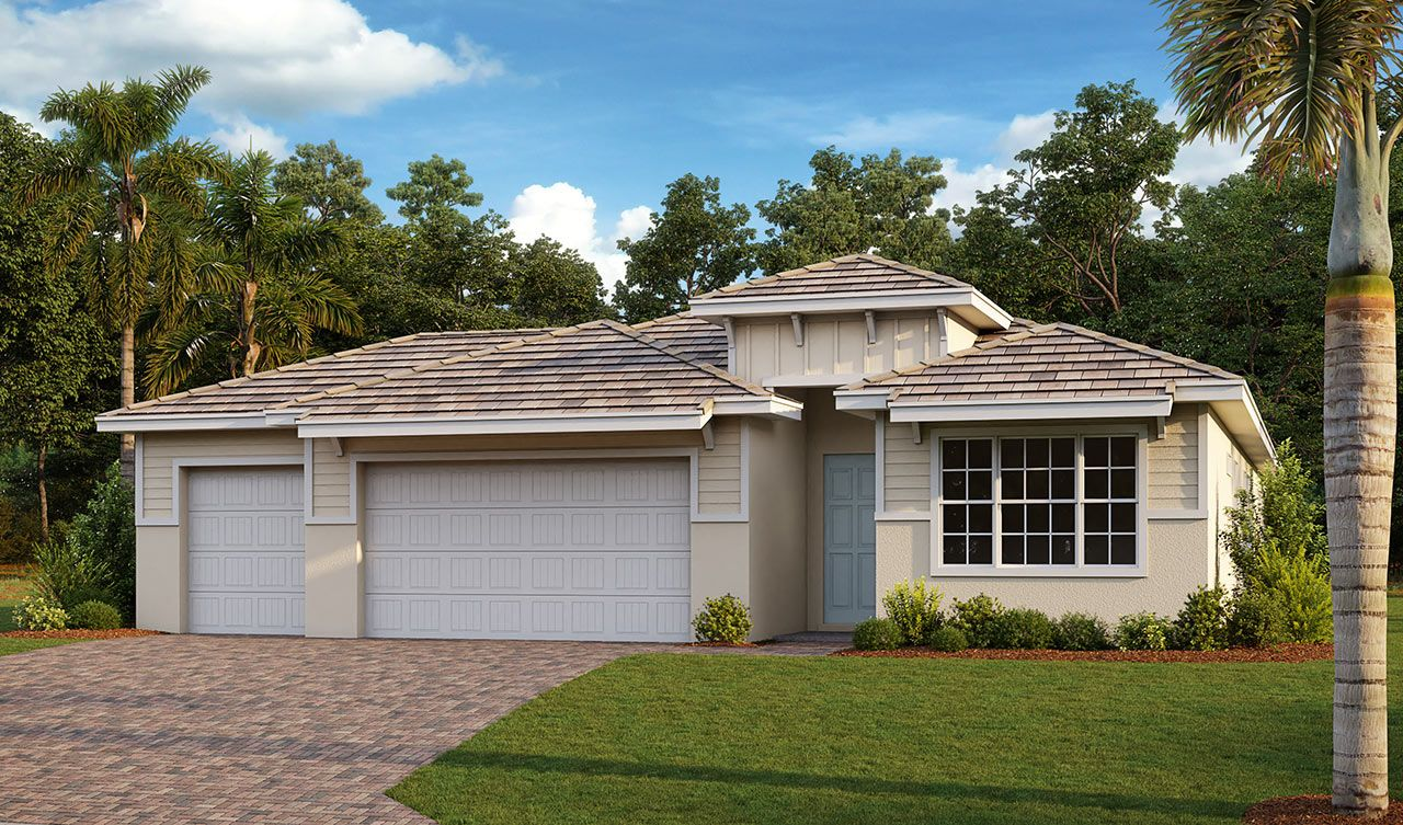 Exterior featured in the Barrymore By D.R. Horton in Naples, FL