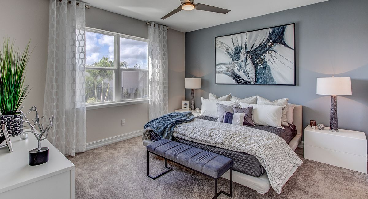 Bedroom featured in the Jennings By D.R. Horton in Fort Myers, FL