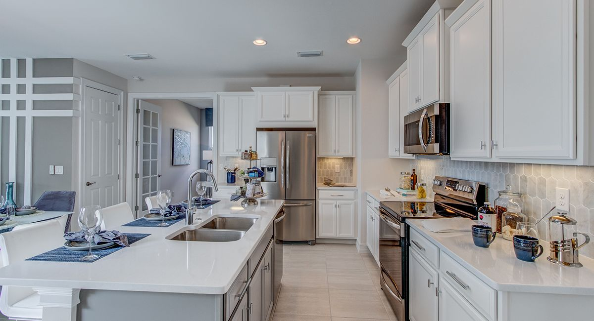 Kitchen featured in the Jennings By D.R. Horton in Fort Myers, FL