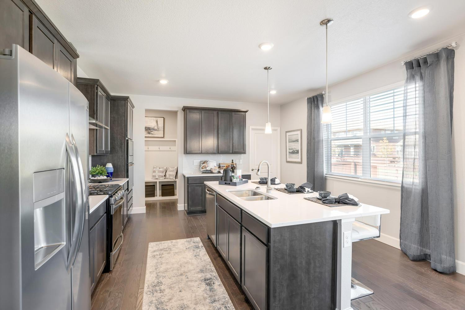 Kitchen featured in the ARVADA By D.R. Horton in Denver, CO