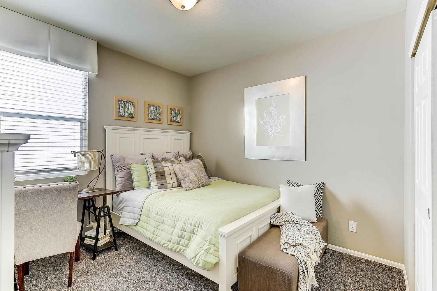 Bedroom featured in the NEUVILLE By D.R. Horton in Greeley, CO