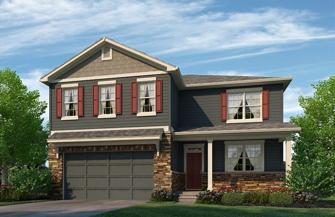 Clark Ranch Frederick New Homes Horton