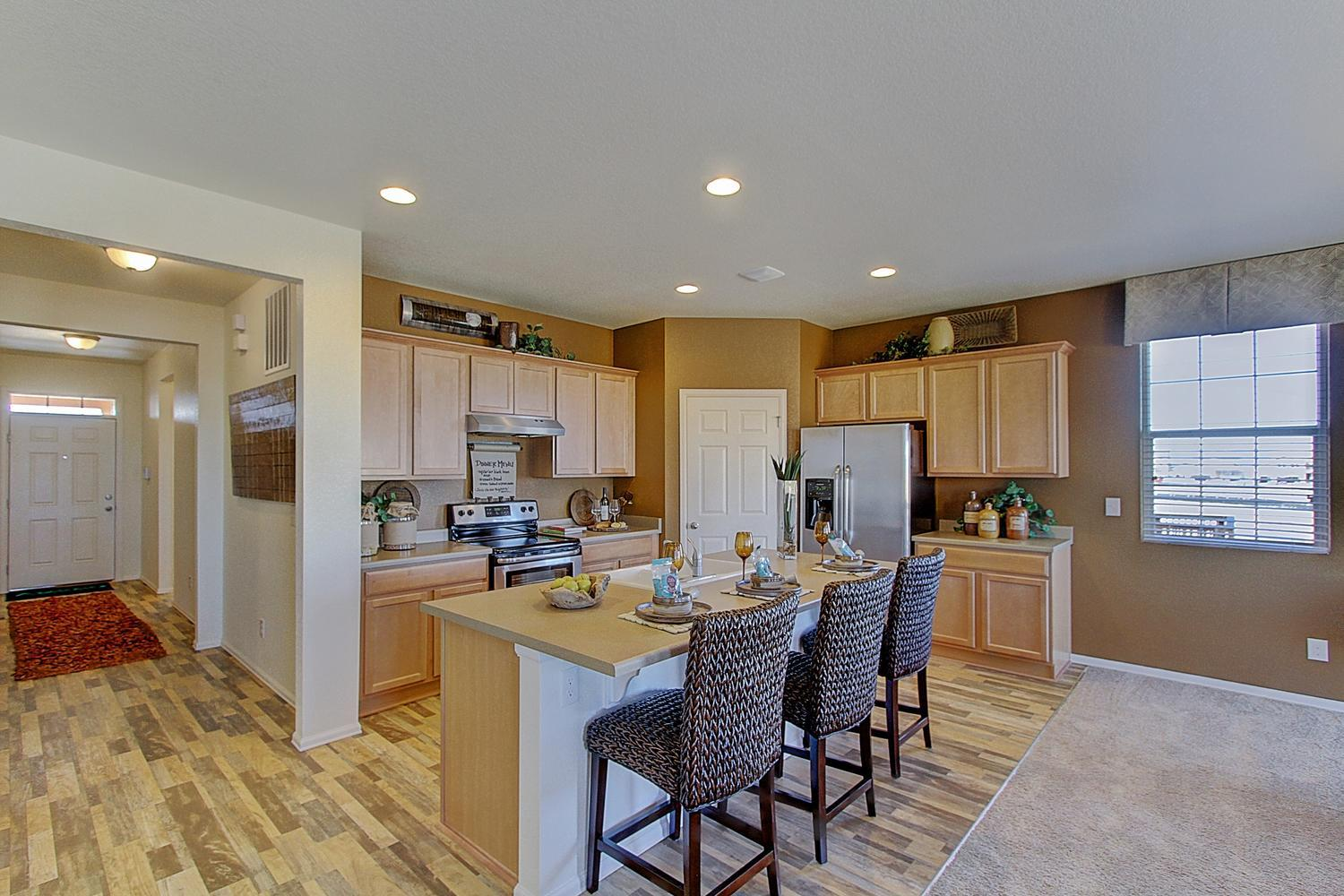 Kitchen featured in the NEUVILLE By D.R. Horton in Denver, CO