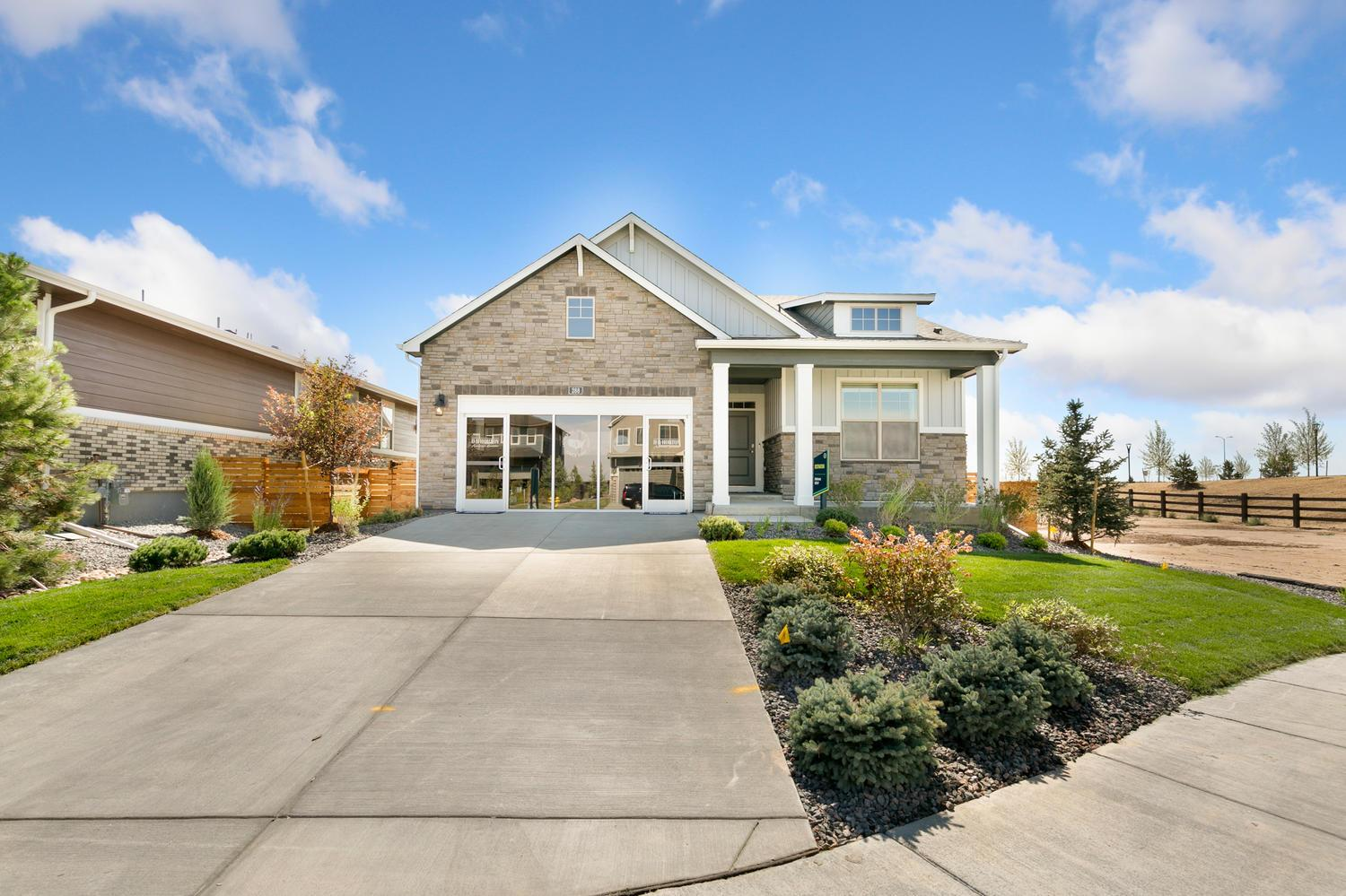 Exterior featured in the DESTINATION By D.R. Horton in Denver, CO