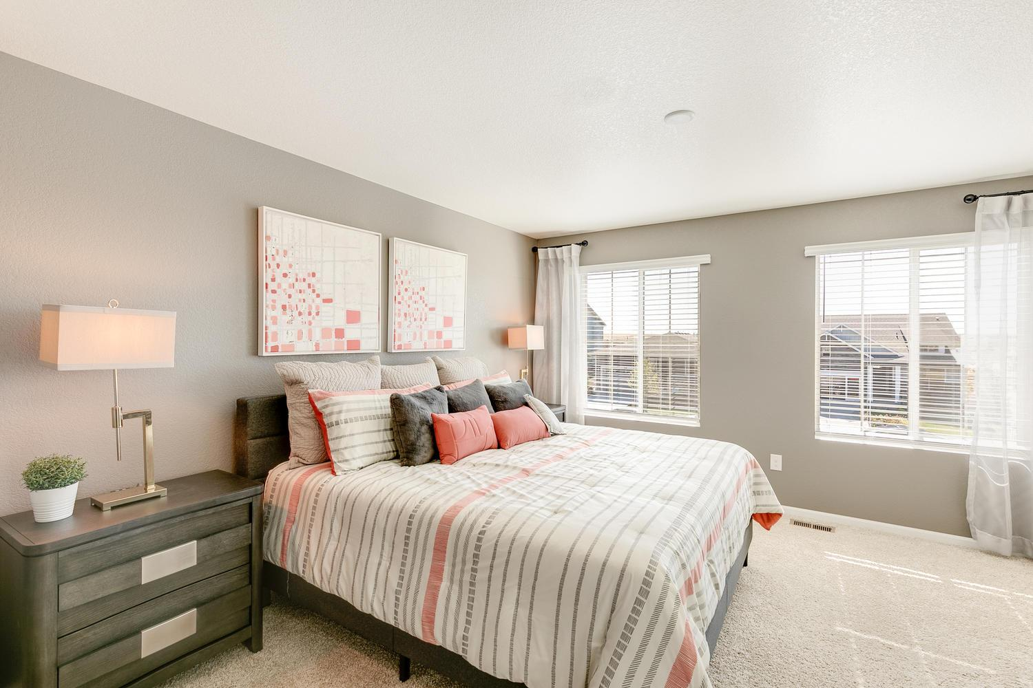 Bedroom featured in the HIKE By D.R. Horton in Denver, CO