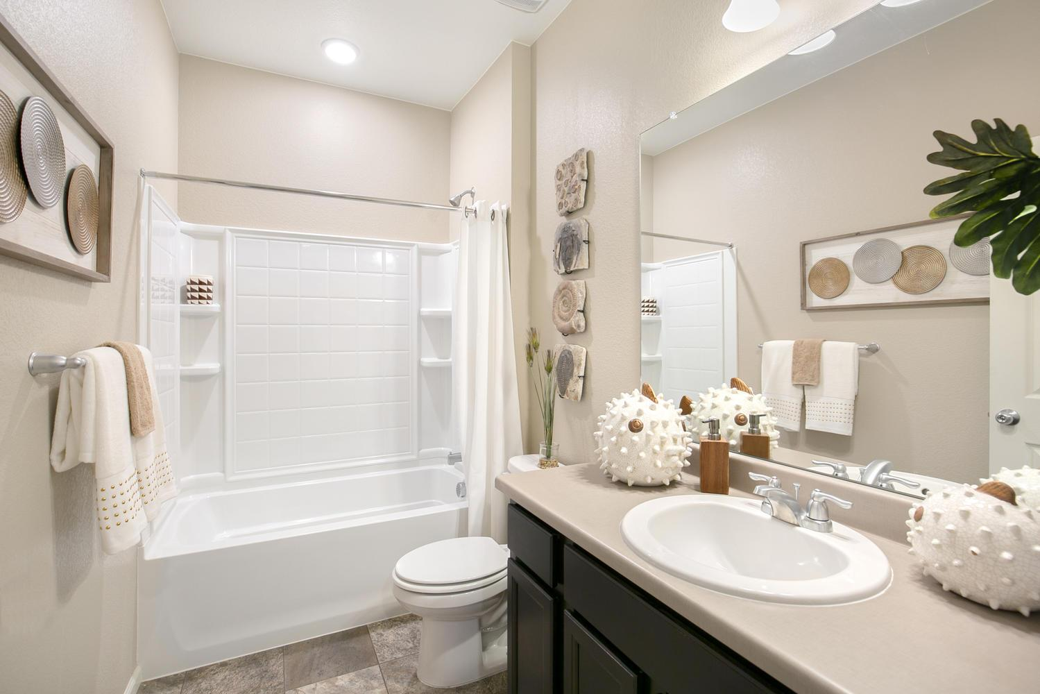 Bathroom featured in the NEUVILLE By D.R. Horton in Boulder-Longmont, CO