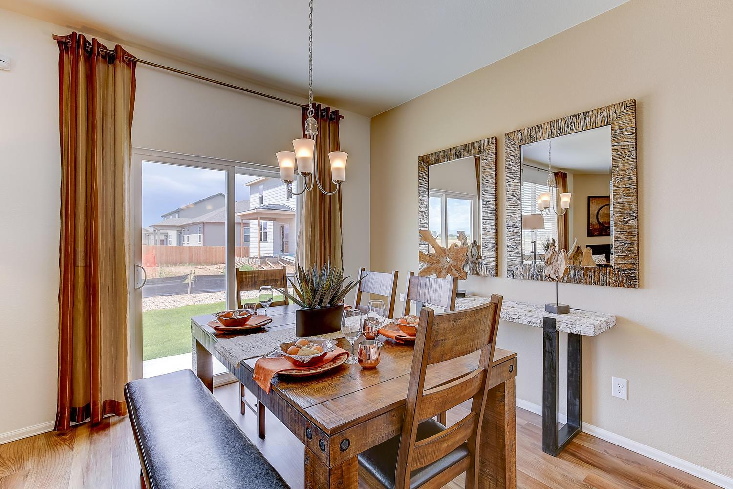 Living Area featured in the CALI By D.R. Horton in Boulder-Longmont, CO
