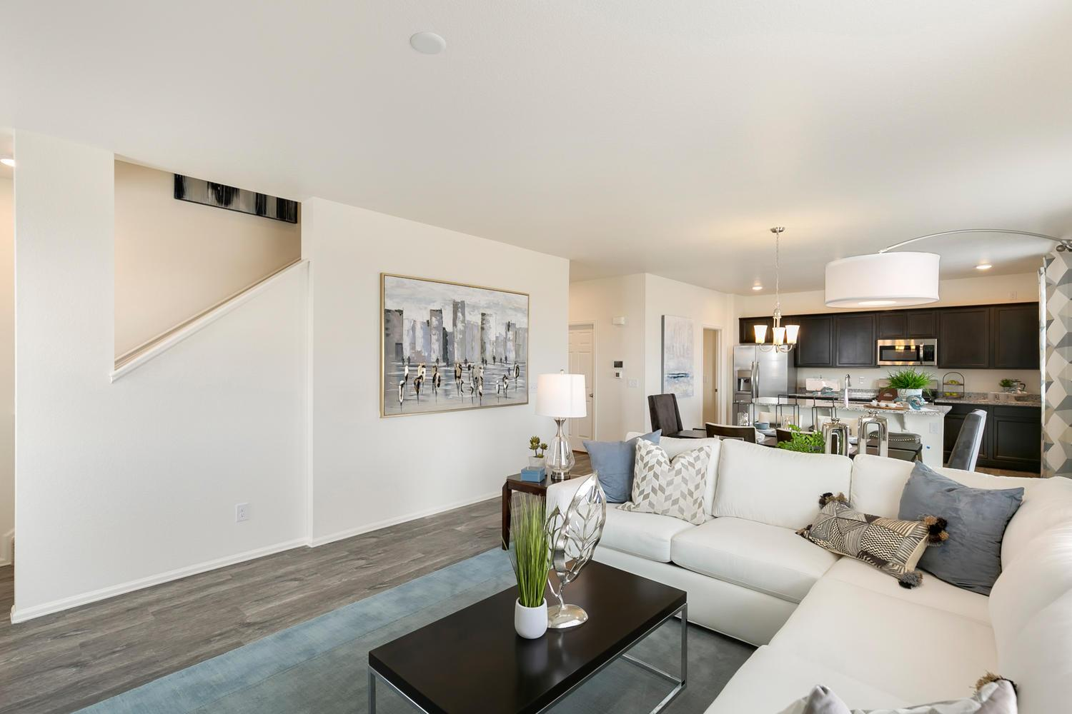 Living Area featured in the GALEN By D.R. Horton in Boulder-Longmont, CO