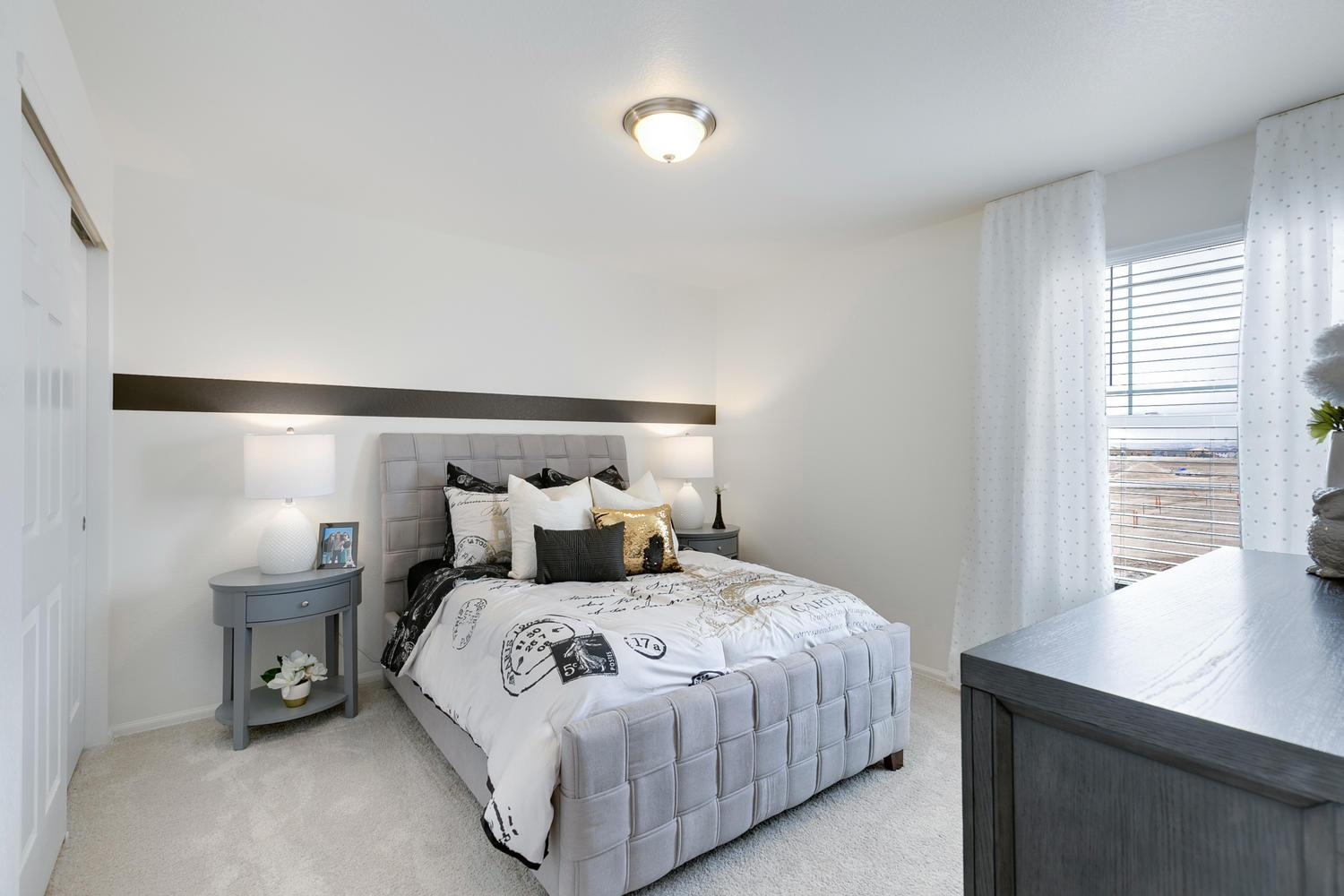 Bedroom featured in the GALEN By D.R. Horton in Boulder-Longmont, CO