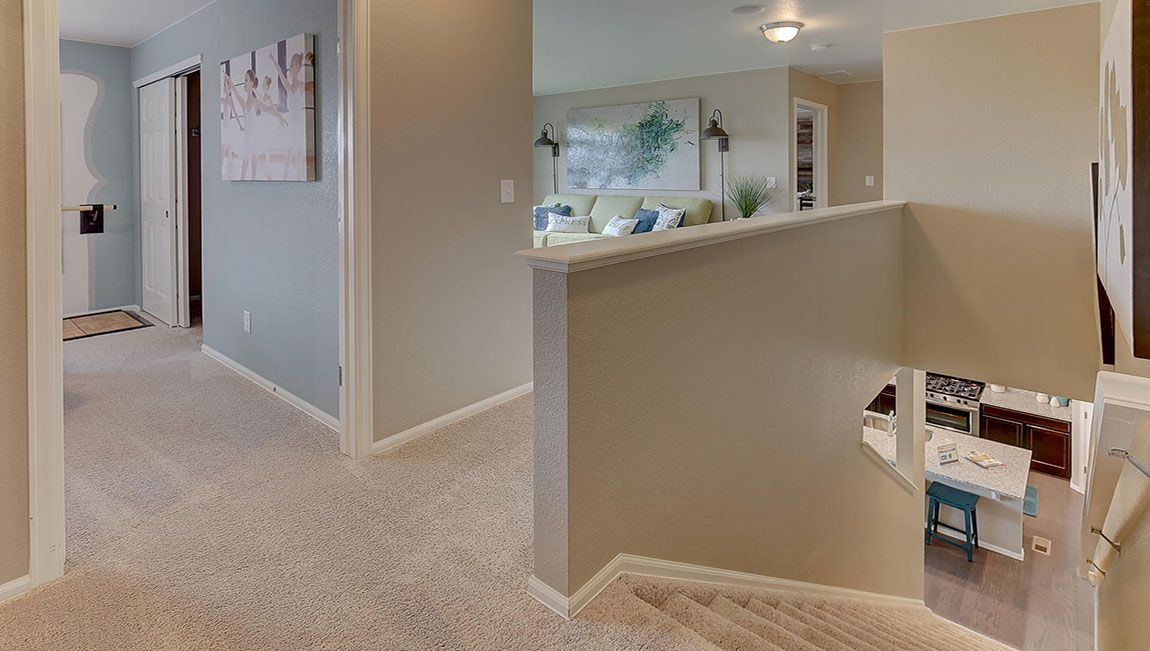 Living Area featured in the HAYDEN By D.R. Horton in Boulder-Longmont, CO